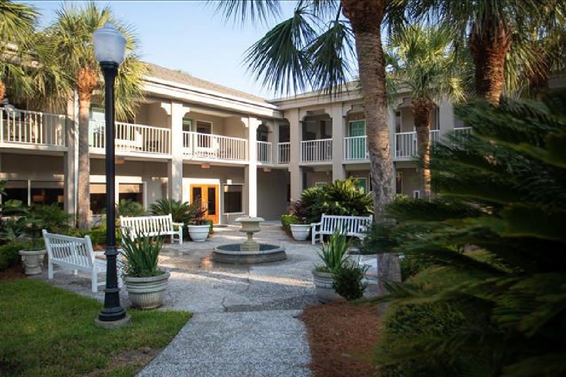 Beachview Club Jekyll Island hotel